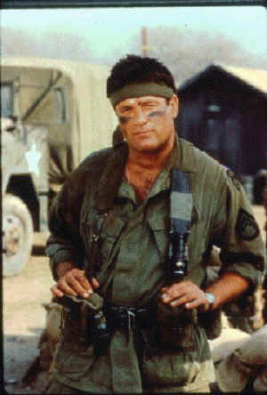 Terence Knox as Sgt Zeke Anderson